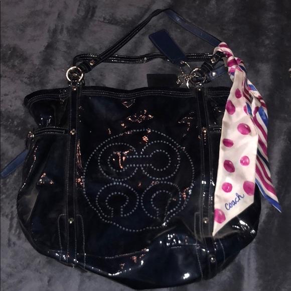 Coach Handbags - Coach Patton leather purse